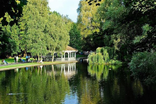Parque San Estevan Dublin