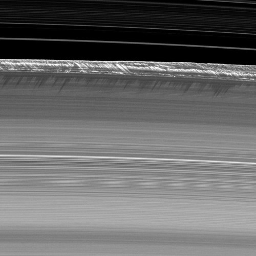 ice wall saturn